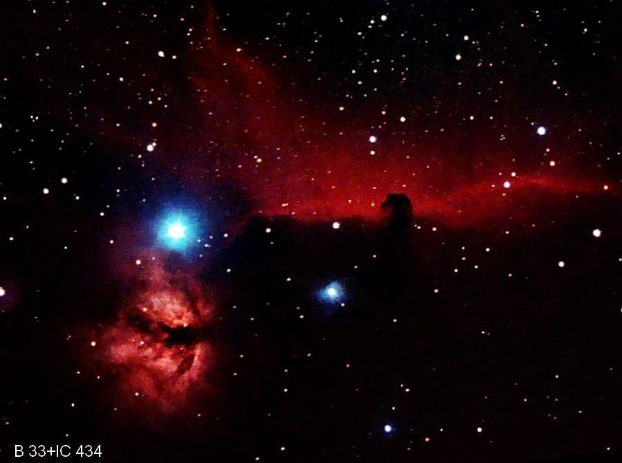Deepsky Wonders off the Universe-Frans Kerren photos/B 33 ...